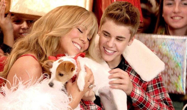 músicas natalinas dos famosos