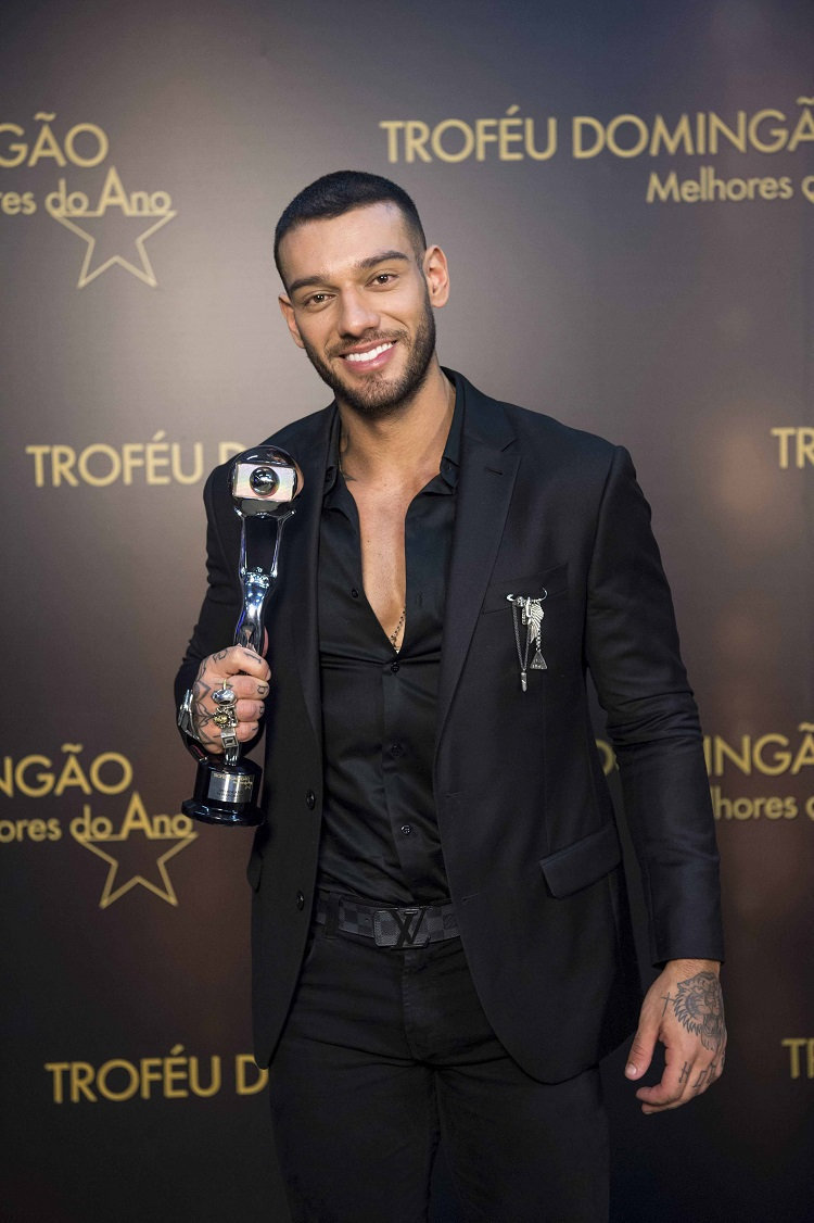 Prêmio Melhores do Ano 2016: Luan Santana e Lucas Lucco são destaque na premiação