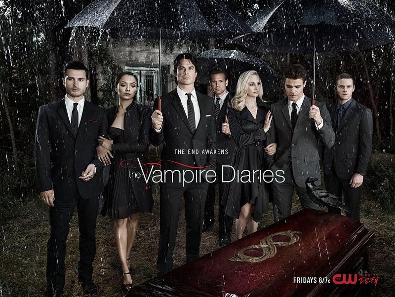 """""""The Vampire Diaries"""": mais um personagem deve morrer na última temporada"""