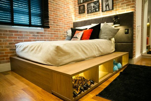 cama do joão Gui