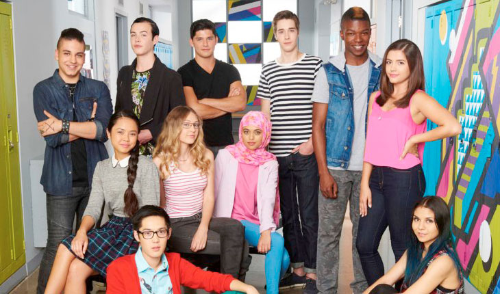 personagens de degrassi - next class