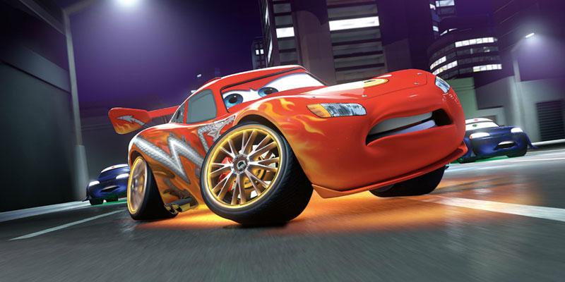 Veja o trailer de Carros 3