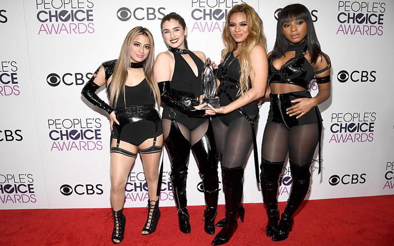 Primeira apresentação Fifth Harmony sem Camila Cabello