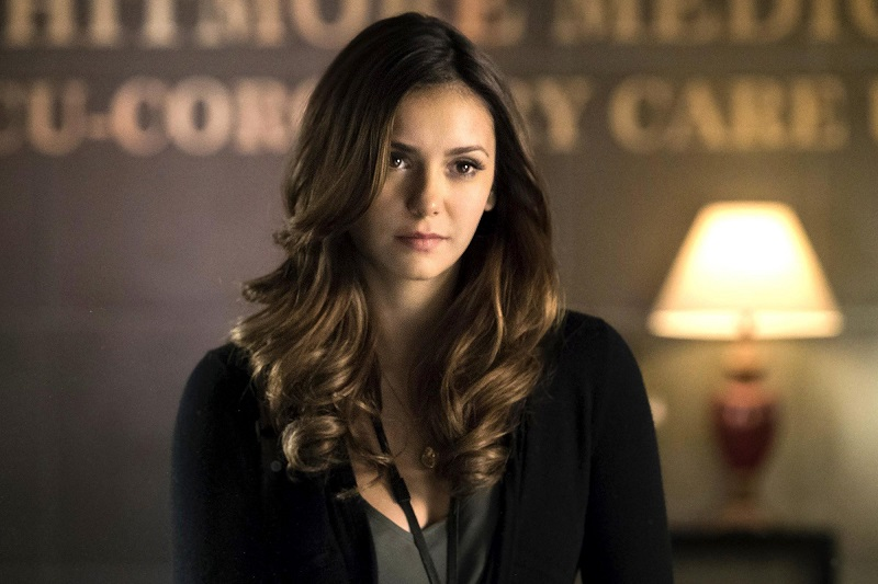 Nina Dobrev se despede de The Vampire Diaries