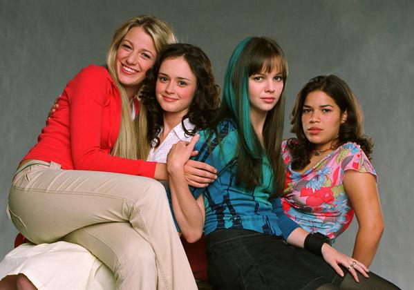 quatro amigas e um jeans viajante elenco