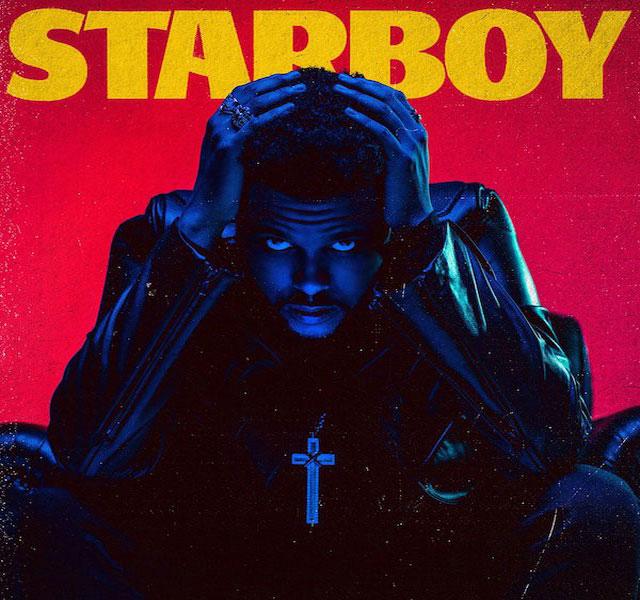 Selena Gomez é vista ouvindo Starboy