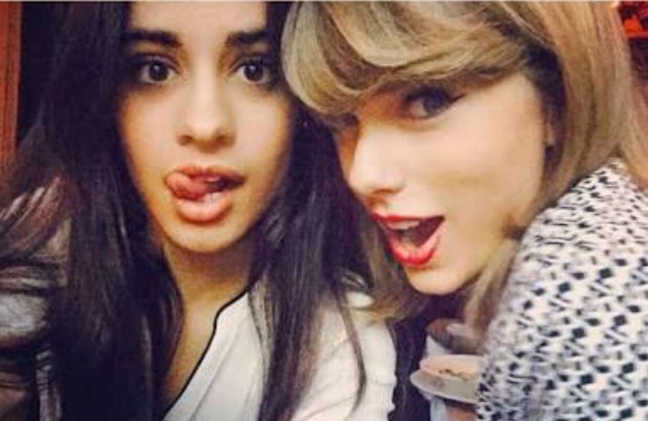 Camila Cabello e Taylor Swift