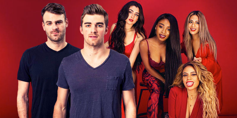 Fifth Harmony e The Chainsmokers