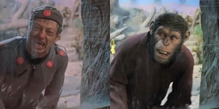 Efeitos especiais em Planeta dos Macacos: A Origem