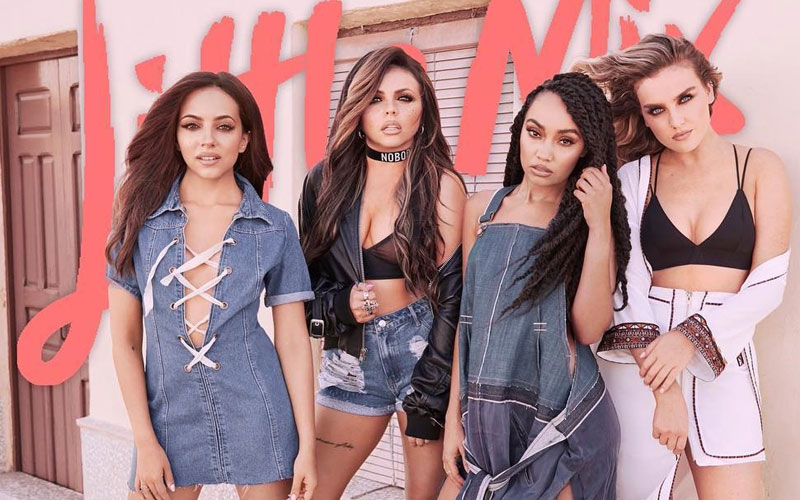 little mix capa do single touch