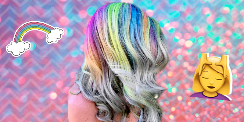 Saiba tudo sobre a tendência Rainbow roots