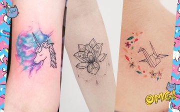 Que tipo de tatuagem combina com você?