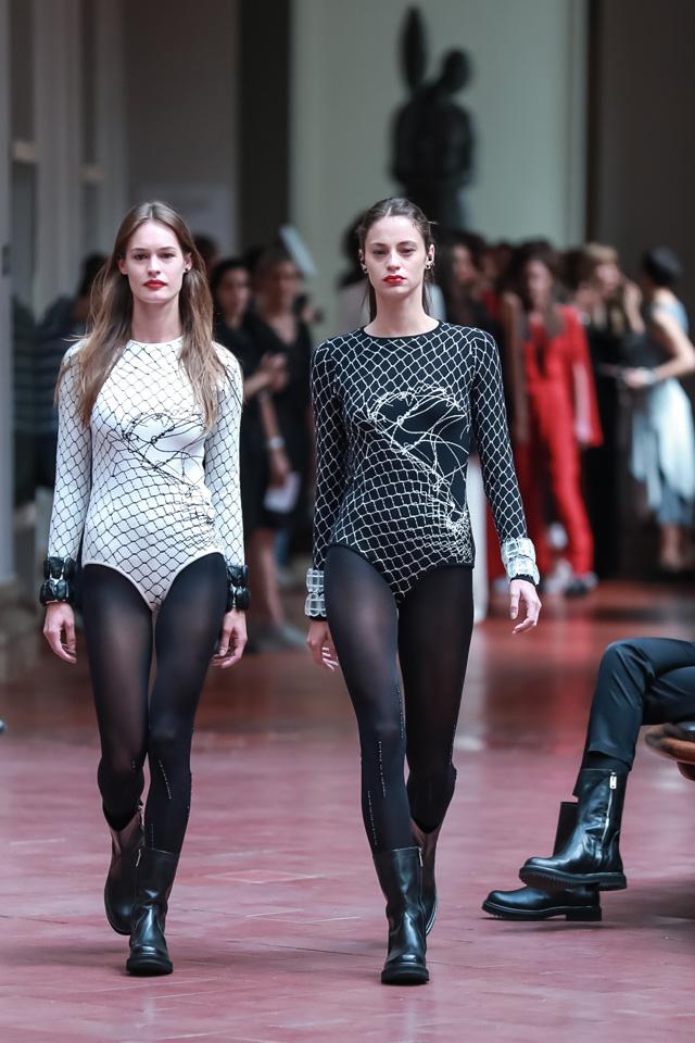 looks da São Paulo Fashion Week