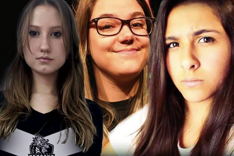 Youtubers: Malena, Bibi e Nicolle Merhy