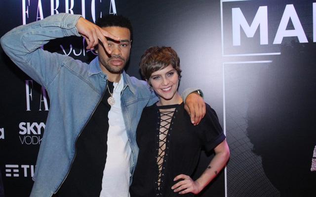 Maejor Ali e Isabella Santoni