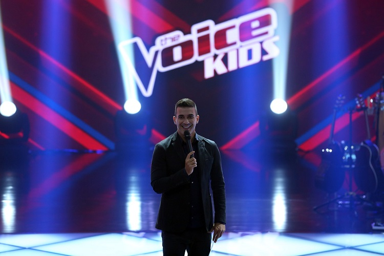 André Marques no The Voice Kids