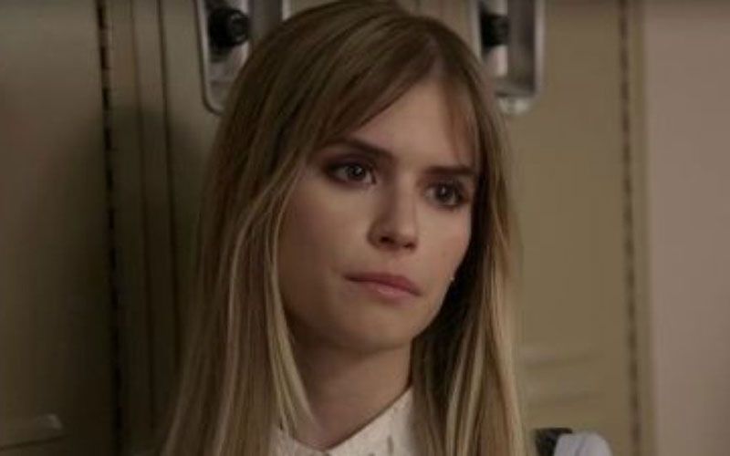 Carlson Young em Scream