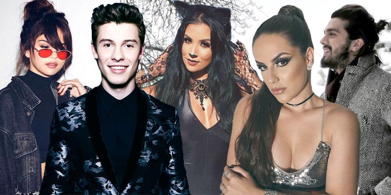 Melhores Instagram stories : Selena Gomez, Shawn Mendes, Boca Rosa, Kéfera e Luan Santana