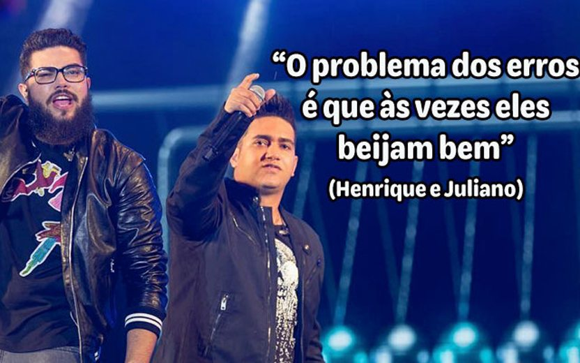 Frases Do Henrique E Juliano Para Mandar Indireta Para O Crush