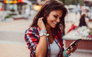 como puxar assunto com o crush no WhatsApp