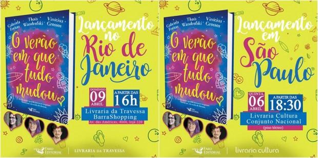 Novo livro do autor Vinícius Grossos