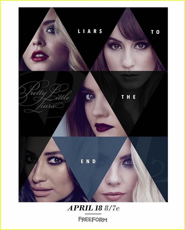 Cartaz de Pretty Little Liars