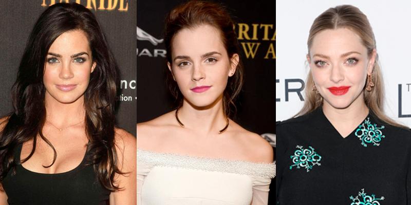 Emma Watson, Jillian e Amanda