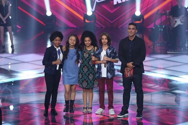 Tudo o que rolou no segundo dia de audições ao vivo do The Voice Kids