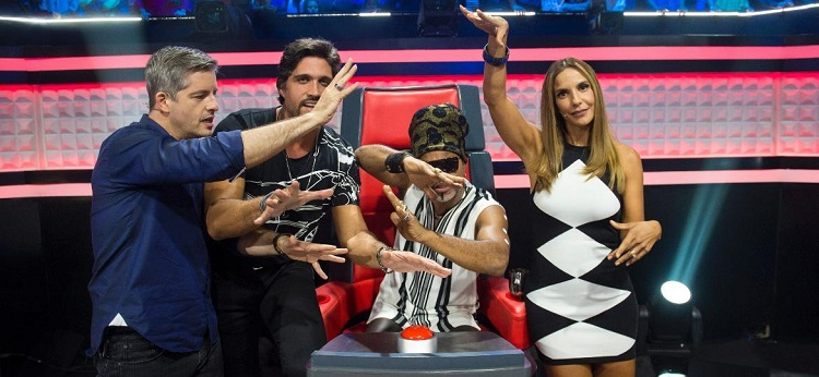 Jurados do The Voice Kids