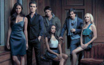 Veja o antes e depois do elenco de The Vampire Diaries!