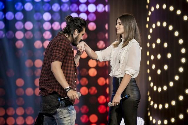 Luan Santana e Camila Queiroz