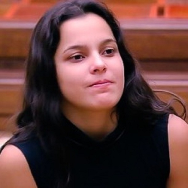 Emilly no BBB 17