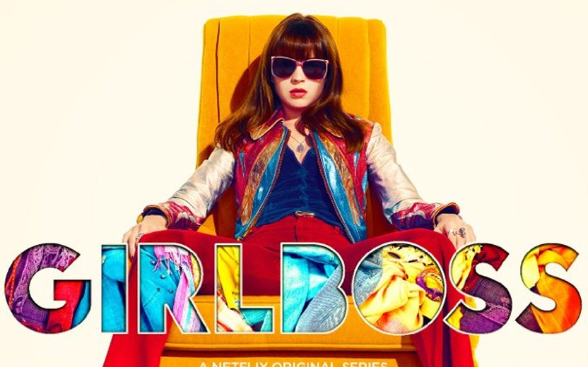 Filmes e séries sobre moda: Girlboss
