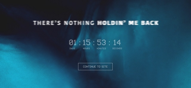 Shawn Mendes site oficial