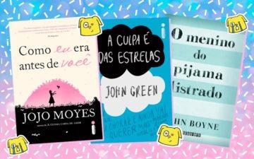 livros para chorar