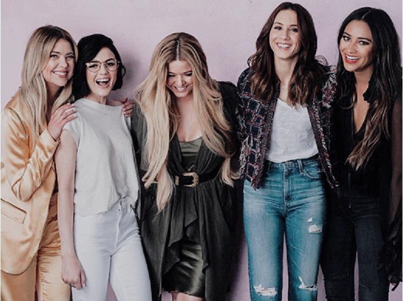 Meninas de Pretty Little Liars