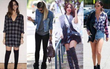fashionistas usando looks para shows sertanejos