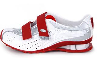 tênis da sandy vermelho