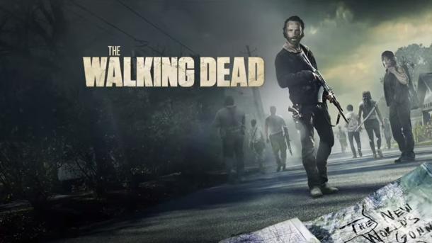 the-walking-dead-série