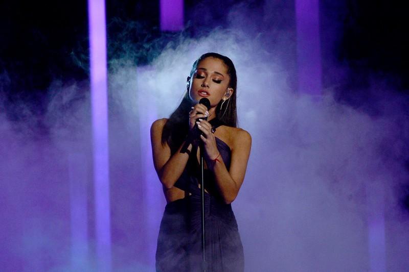 Ariana Grande show beneficente