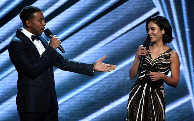 Vanessa Hudgens e Ludacris