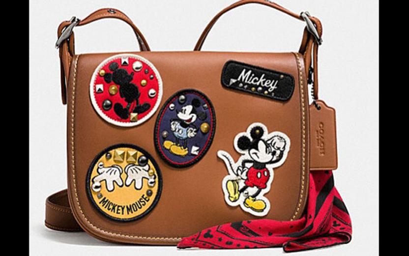 bolsa do mickey mouse