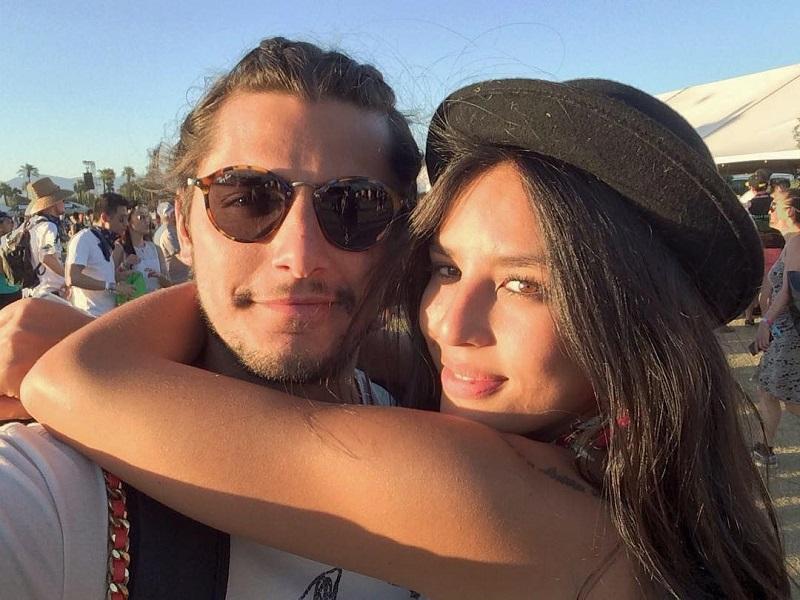 Bruno Gissoni e Yanna Lavigne