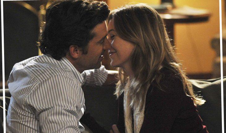 Casais de séries: Derek e Meredith (Grey's Anatomy)