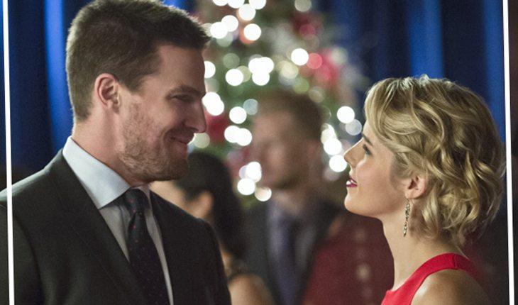 Casais de séries: Felicity e Oliver- Arrow