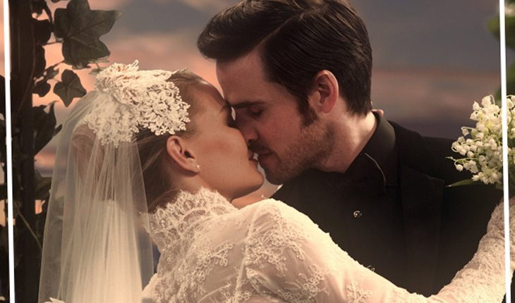 Casais de séries: Hook e Emma - Once Upon a Time