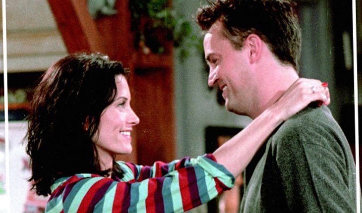 Casais de séries: Monica e Chandler - Friends