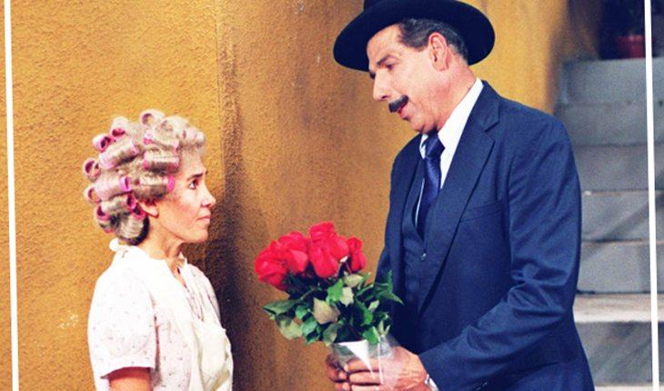Casais de séries: Professor Girafales e Dona Florinda – Chaves