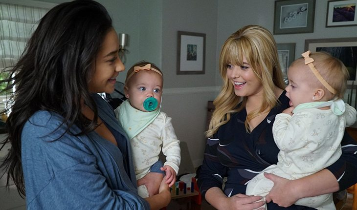 Casais de séries: Emily e Alison - Pretty Little Liars