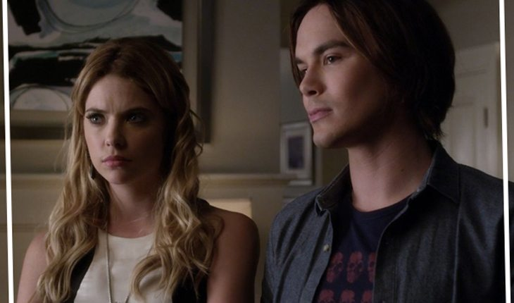 Casais de séries: Hanna e Caleb - Pretty Little Liars
